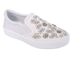 •MAKE OFFER• RARE BEADED $860 DIOR HAPPY SNEAKERS